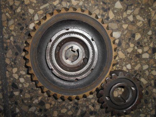 Rozvodové kolesá Zundapp Image