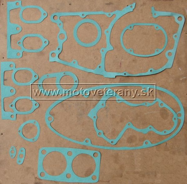 Tesnenia Jawa 500 OHC Image